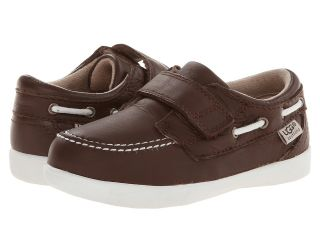 UGG Kids Perrin Boys Shoes (Brown)