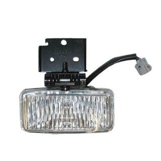 96 Jeep Grand Cherokee Front Driving Fog Light Lamp Right Passenger Side SAE/DOT Approved Automotive