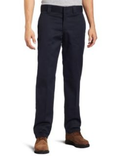 Dickies Men's Rigid Slim Straight Fit Pant Clothing