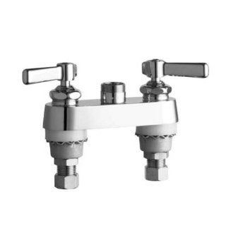 Chicago Faucets 895 LESSSPTCP Lavatory Faucet   Plumbing Equipment