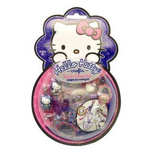 Hello Kitty Tech Charms Gadget Decorating Kit Toys & Games