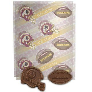 NFL Washington Redskins Candy Mold (Pack of 2) Sports & Outdoors