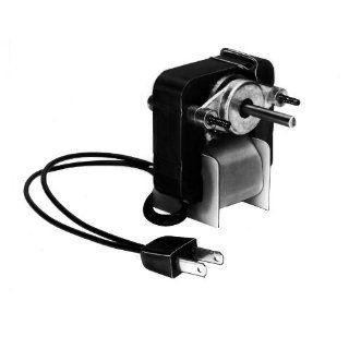Fasco K113 C Frame Open K Line Shaded Pole OEM Replacement Electric Motor with Sleeve Bearing, 1/70HP, 3000rpm, 115VAC, 60Hz, 0.9 amps, For Vent Fan Electronic Component Motors