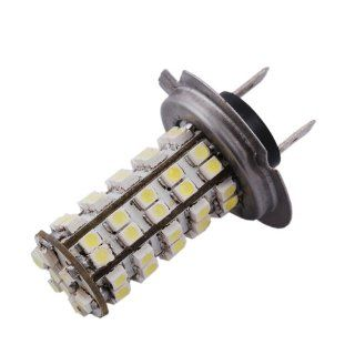 LED Light Bulb, H7 68 SMD LED Fog Light Bulb 3528, Neutral White