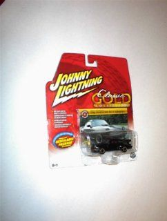 Johnny Lightning CLASSIC GOLD Collection BLACK 1986 PORSCHE 911 CARRERA