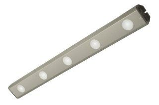 Eco Light G924 5LSS I 9 Watts 23.5 Inch Sunrise LED Light Bar, Stainless Steel finish   Under Counter Fixtures