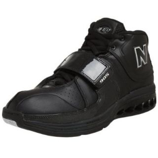 New Balance Men's BB905 Basketball Shoe,Black,8.5 EE Shoes