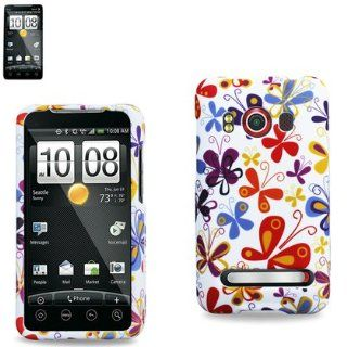 Premium Durable Designed Hard Protective Case HTC EVO 4G (DEPC HTCEVO4G 54) Cell Phones & Accessories
