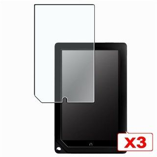 "CommonByte 3x Matte Anti Glare Screen Protector Film Skin Shield For B&N Nook HD+ 9"" Tablet Computers & Accessories"