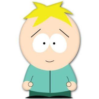 "South Park Butters skinny vynil car sticker 3"" x 5"" Automotive"