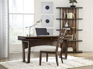 American Drew Furniture Miramar 59 x 29 Secretary Desk Office   218 940   Home Office Furniture