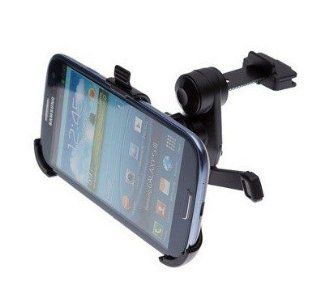 Yiyigate in Car Vent Mount Holder Cradle for Samsung Galaxy S4 Gt i9500/ Gt i9505 Lte/ Sgh i337/ Sgh m919/ Sch i545/ Sph l720/ Sch r970/ Gt i9508/ Sch i959/ Gt i9502/ Sgh n045 and S3 Gt i9300/ I9305 Lte Cell Phones & Accessories