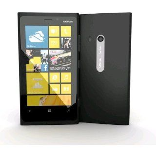 Nokia Lumia 920 Unlocked GSM Phone   Black Cell Phones & Accessories