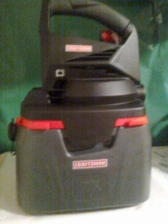 "CRAFTSMAN ""19.2"" WET/DRY VACUUM USES CRAFTSMAN 19.2 BATTERIES NEW IN FACTORY SEALED BOX  Shop Wet Dry Vacuums  Patio, Lawn & Garden"