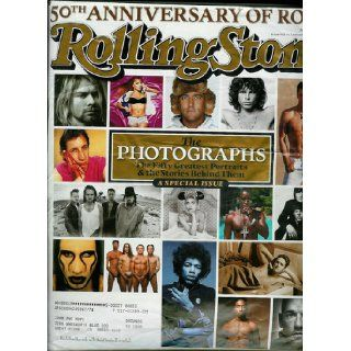 Rolling Stone, 50th Anniversary of Rock, September 30, 2004, Issue 958; a Special Issue Jann S. (Editor) Wenner Books