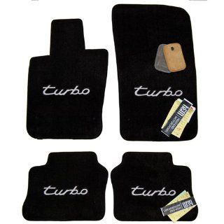 2010 2011 2012 2013 970 Porsche Panamera Floor Mats Set 4 Turbo Logos IN Stock Automotive
