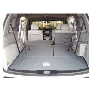 2009 2014 HONDA PILOT Canvasback Cargo Liner (Gray) [Bench Seating][Covers back of 2nd and 3rd row seats and cargo area] Automotive