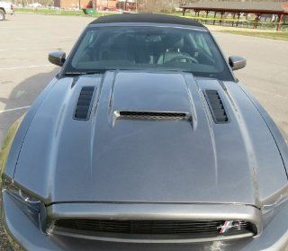 2013 2014 Ford Mustang GT Supercharged Mongoose Hood Automotive