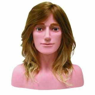 "Hairart 10"" Hair Male Competition Mannequin Head (OMC 976) Toys & Games"