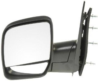 Dorman 955 1454 Ford E Series Van Driver Side Power Replacement Side View Mirror Automotive