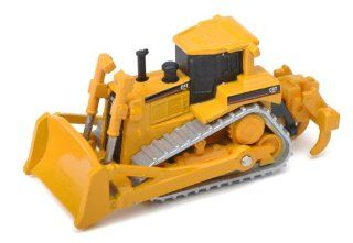 Bruder Mini CAT Bulldozer with Key Ring and Screwdriver Toys & Games