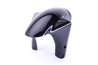 Bestem CBDU 996 FFD Black Carbon Fiber Front Fender for Ducati Automotive