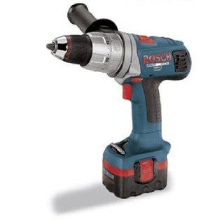 Factory Reconditioned Bosch 13614 2G RT 14.4 Volt Ni Cad 1/2 Inch Cordless Hammer Drill/Driver Kit   Power Hammer Drills