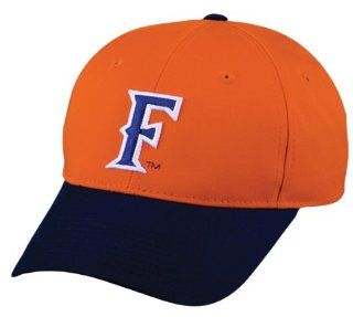 Cal State Fullerton Titans ADULT Adjustable Velcro Cap/Hat NCAA Officially Licensed College Football/Baseball Hat