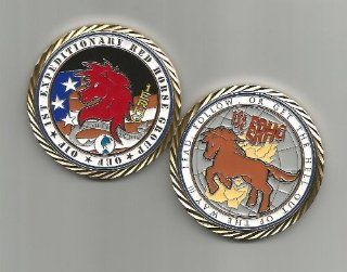 US Air Force 1st Expeditionary Red Horse Group Challenge Coin