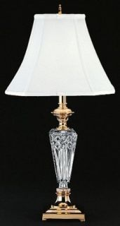 "WATERFORD LIGHTING LISSADEL LAMP 30.75""   Table Lamps"
