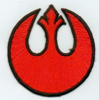 Rebel X Wing Pilot Patch Red Prop (Star Wars Interest)