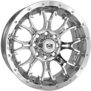 Douglas Wheel Diablo Wheel   14x8   3+5 Offset   4/110   Chrome , Bolt Pattern 4/110, Rim Offset 3+5, Wheel Rim Size 14x8, Color Chrome, Position Front/Rear 993 12C Automotive