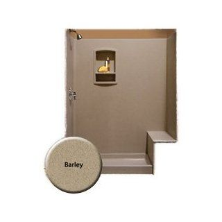 Swanstone BK 326072 091 Barley Shower Wall Kit With Floor, Wall,   Bathtub Walls And Surrounds