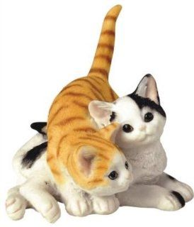 Cat Collection Feline Animal Decoration Figurine Decor Collectible