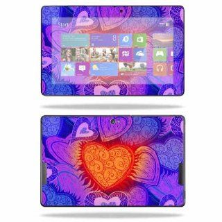 MightySkins Protective Skin Decal Cover for Asus VivoTab RT TF600T 10.1 Inch Tablet Sticker Skins My Love Electronics