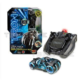 Disney TRON Legacy Light Cycle Sam Flynn    Zero Gravity RC Vehicle Toys & Games
