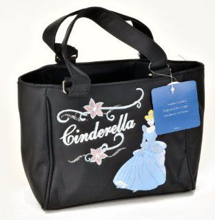 "Birthday Christmas Combo   Disney Princess Cinderella Carryout Purse and Mickey Mouse 200 Piece Stickers, Size approximately 10"" X 7"" X 3"" Toys & Games"