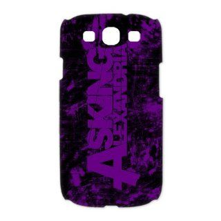 Personalized Styles Heavy Metal Band Asking Alexandria Samsung Galaxy S3 I9300/I9308/I939 Protective White Hard Plastic Case Cover Cell Phones & Accessories