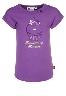 LEGO Wear   DOLLY   Print T shirt   purple