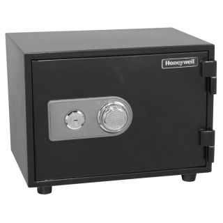 Honeywell 0.61 cu ft Fire Resistant Waterproof Chest Safe