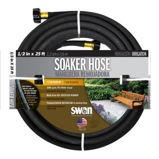 SWAN 1/2 in x 25 ft Duty Garden Hose