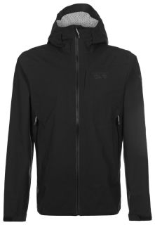 Mountain Hardwear   STRETCH PLASMIC   Hardshell jacket   black