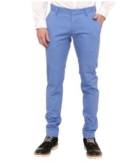 DSQUARED2 Stretch Light Cotton Tennis Pant Mens Casual Pants (Blue)