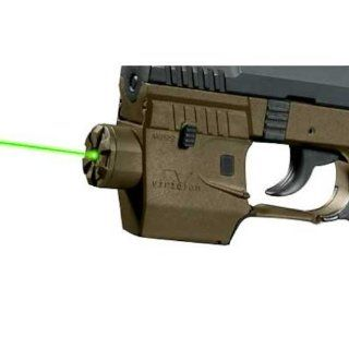 Viridian WP22 OD Green Laser Sights Built for Walther P22 OD Green and PK380 with Holster  Airsoft Gun Sights  Sports & Outdoors