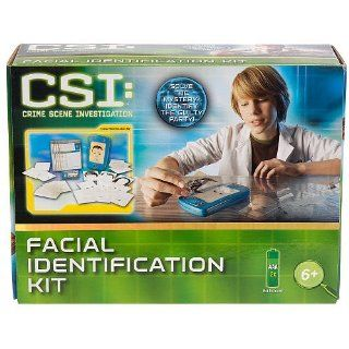 Edu Science CSI Facial Identification Kit Toys & Games