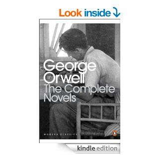 The Complete Novels of George Orwell Animal Farm, Burmese Days, A Clergyman's Daughter, Coming Up for Air, Keep the Aspidistra Flying, Nineteen Eighty Four (Penguin Modern Classics)   Kindle edition by George Orwell. Literature & Fiction Kindle eB