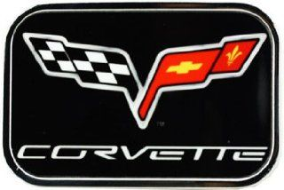 Official Chevrolet CORVETTE Belt buckle Chevy