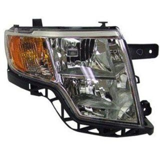 PASSENGER SIDE HEADLIGHT Ford Edge HEAD LIGHT ASSEMBLY; FITS 2008 ALL MODELS AND 2010 ALL MODELS EXCEPT SPORT [BBEZEL]; Automotive