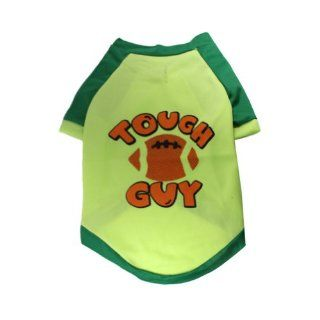 Zehui Cute Summer Pet Puppy Dog Clothes Cotton Letter Printed T Shirt Apparel F M