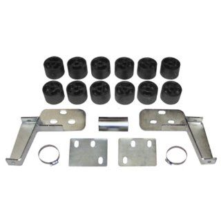 "Performance  Accessories  122  2"" Body Lift Kit  Chev  Tahoe,  Yukon,  Suburban  95 99  2Wd/4Wd  (Except  Denali) Automotive"